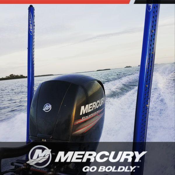 Mercury 150 fourstroke best charter boat motor