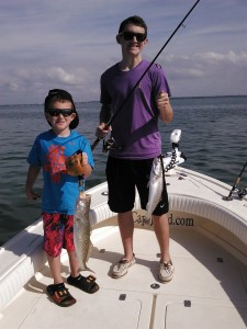 Clearwater Tampa Fishing Charter