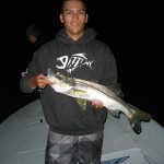 Tampa Night Fishing Charter