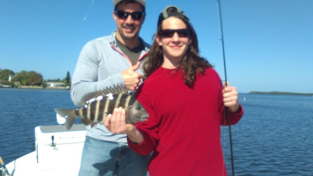 Clearwater beach fishing charter trips