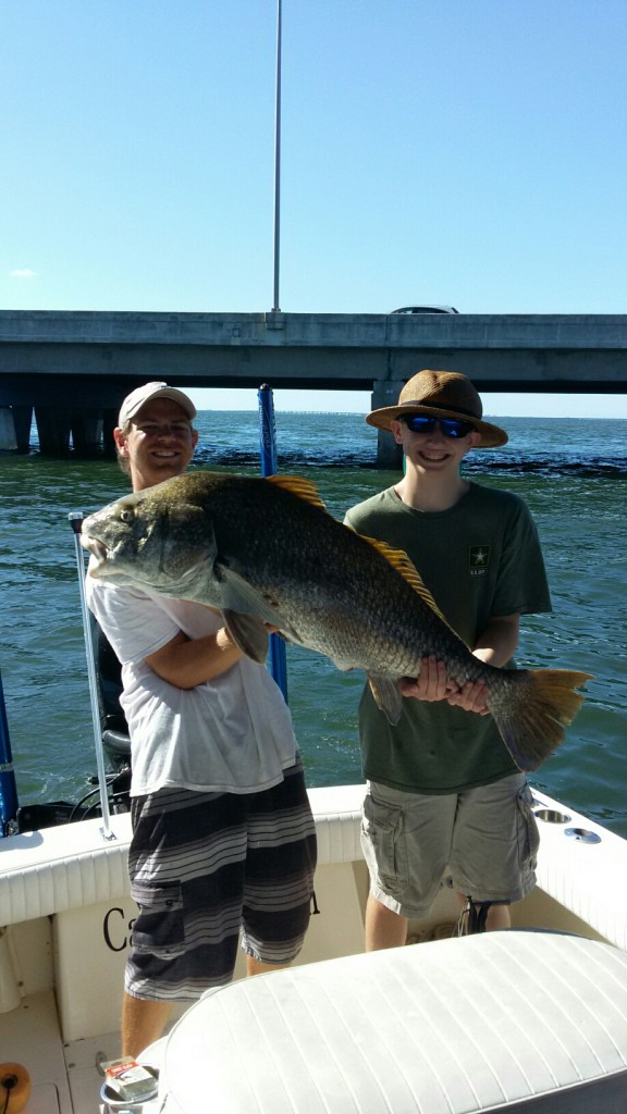 Clearwater fishing