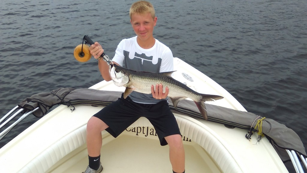 Tarpon Tarpon Fishing Charters