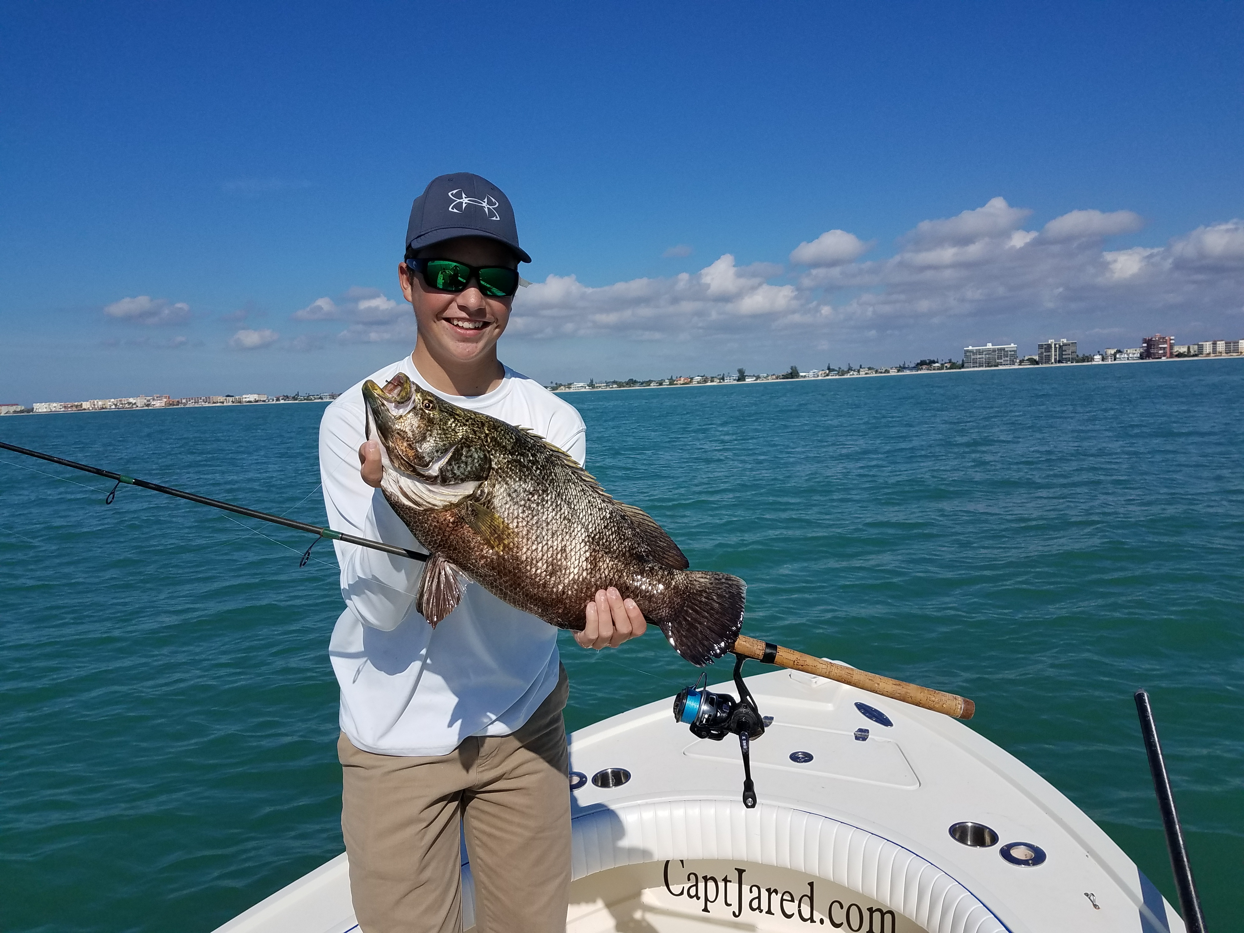 fishing reports for tampa bay clearwater st pete fishing