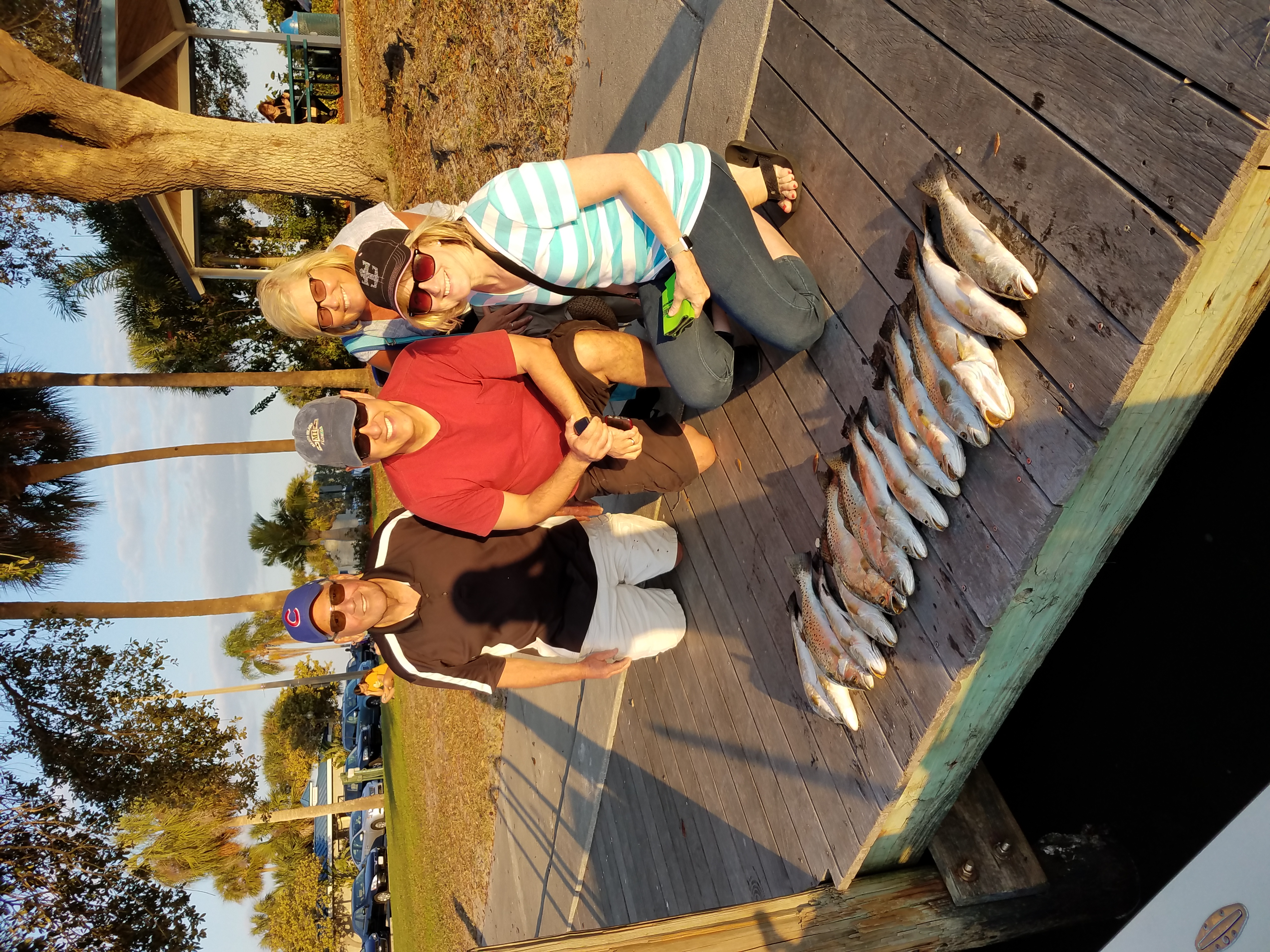 Fishing reports for tampa bay clearwater st pete fishing for Tampa fly fishing