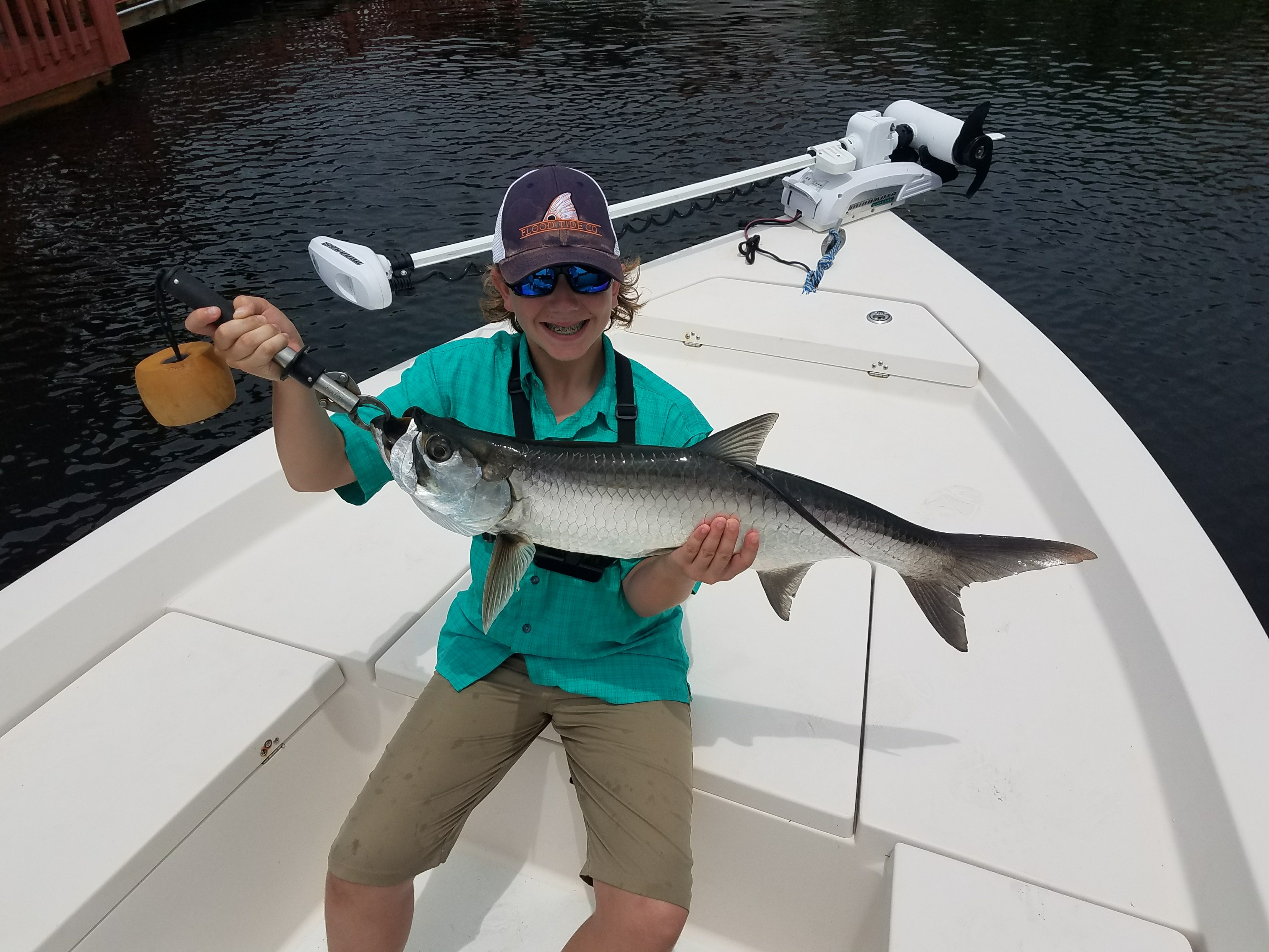Fishing reports for tampa bay clearwater st pete fishing for Florida fishing charters