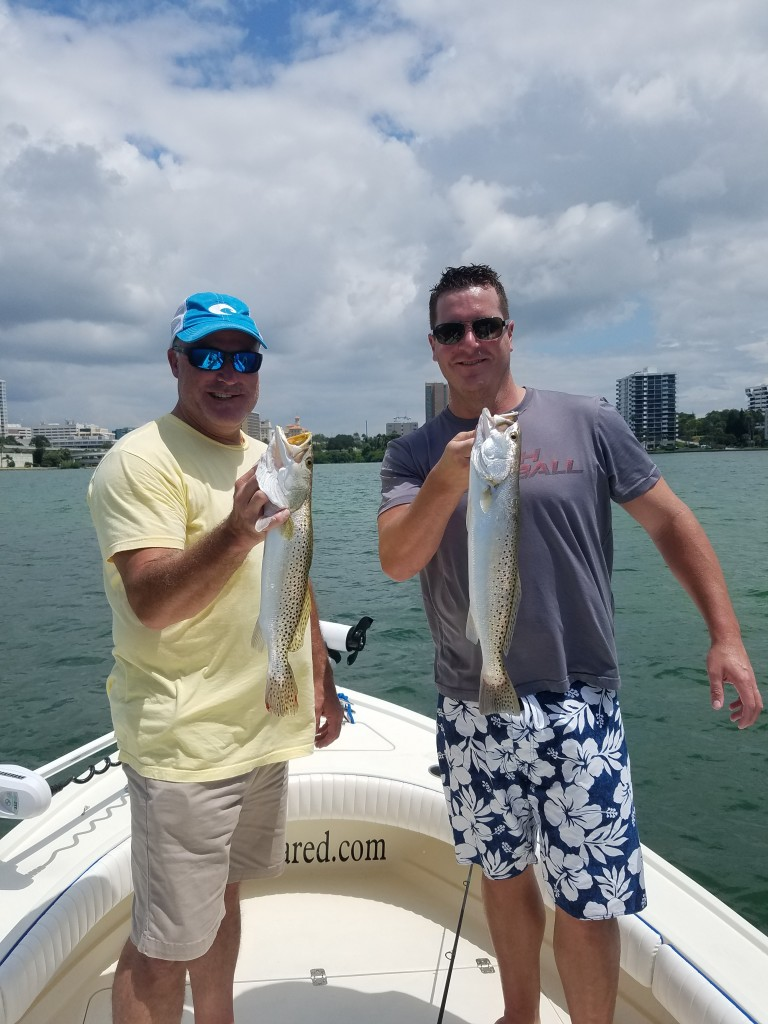 trout flyfishing tour and guides in dunedin clearwater st.pete beach fl