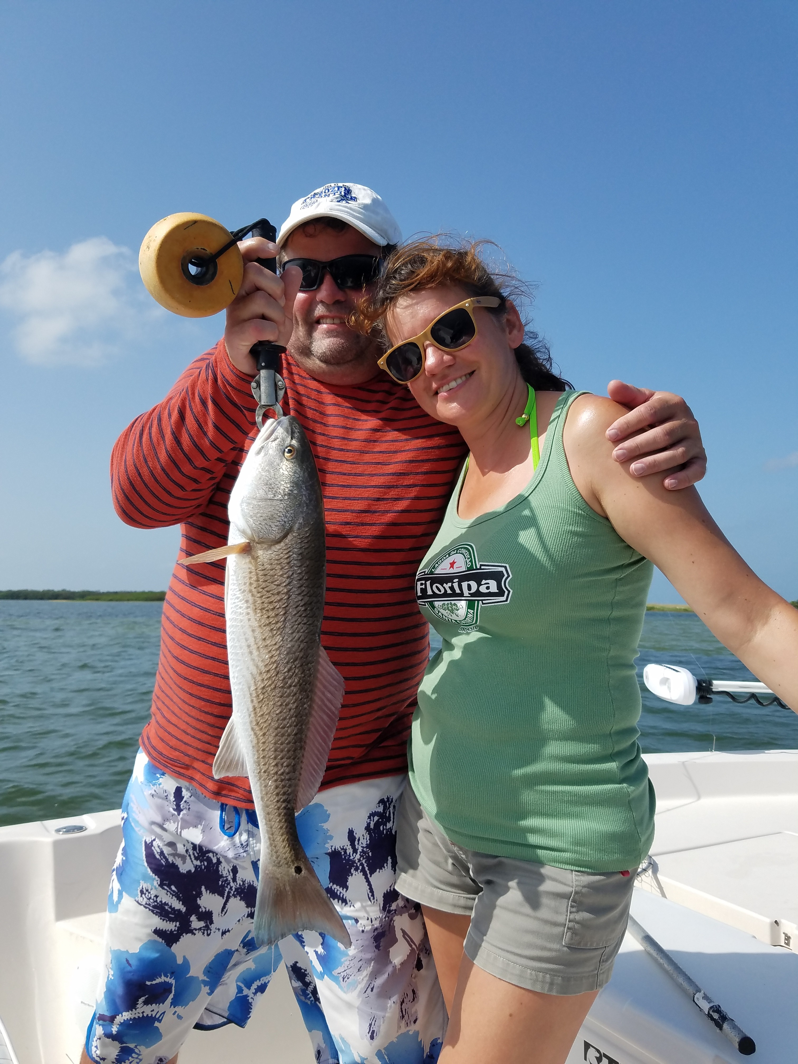 Fishing reports for tampa bay clearwater st pete fishing for Tampa bay fishing outfitters