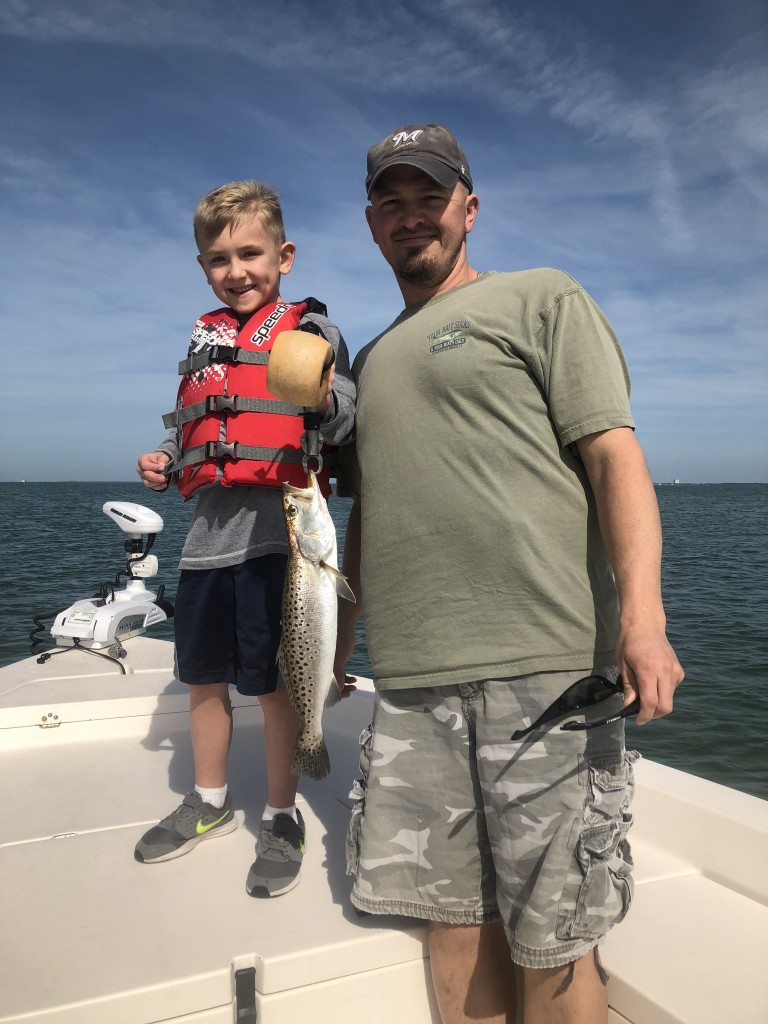 Clearwater beach opal sands fishing guide tours and trips