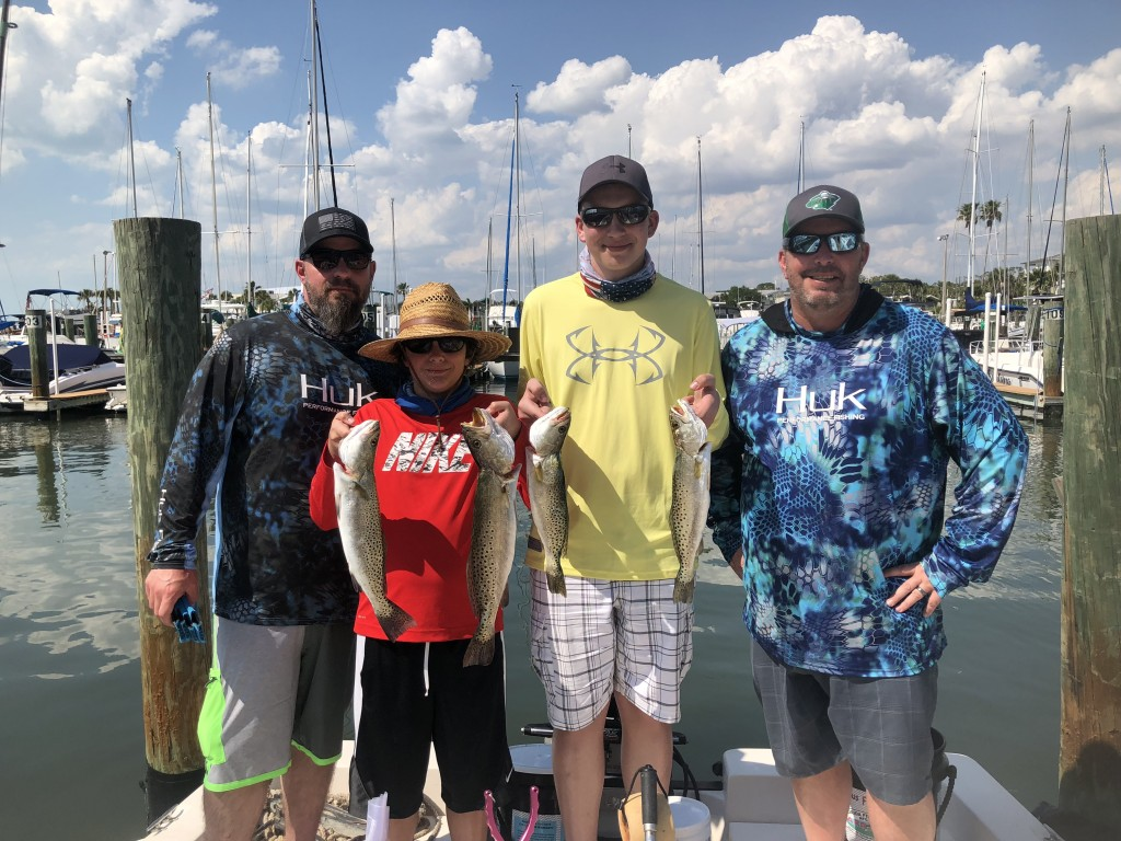 Dunedin florida fishing charters