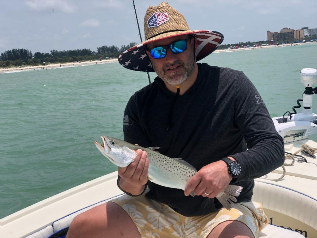 Indian Rocks Beach Fishing Charter trip