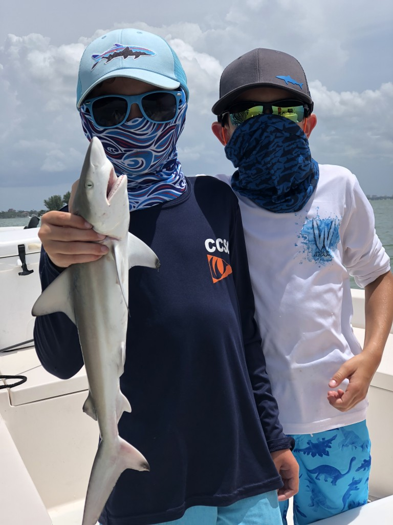Kids Fishing Trips Tampa