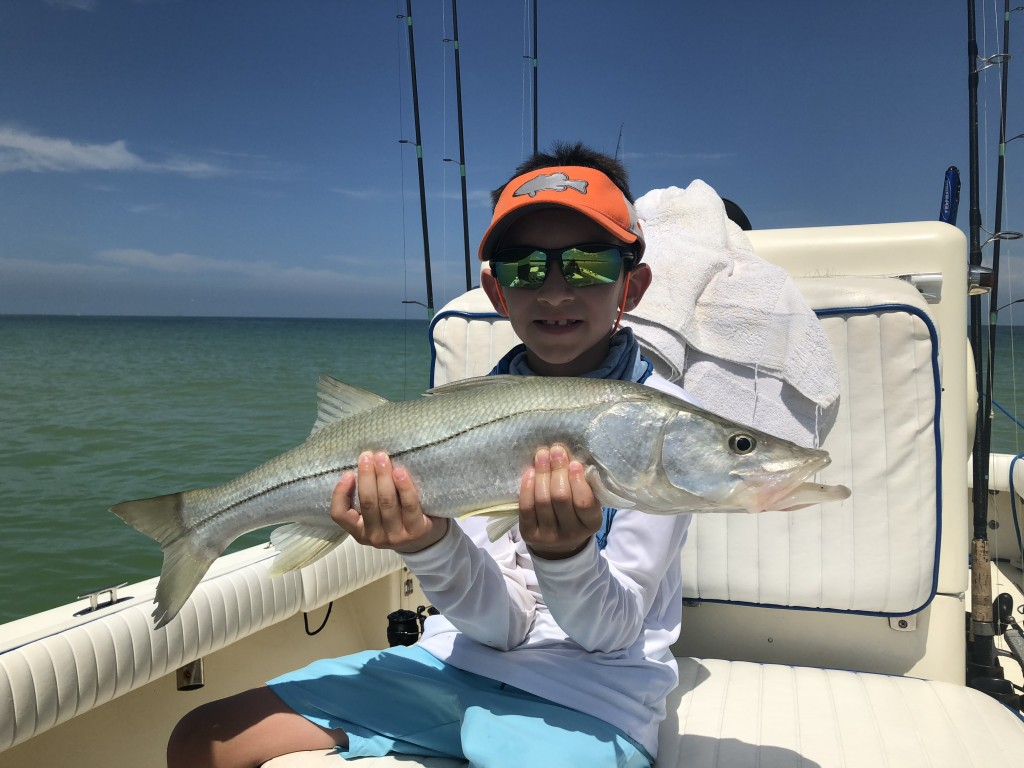 Patricks Clearwater Beach Snook