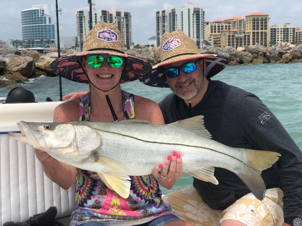 Snook Fishing Clearwater