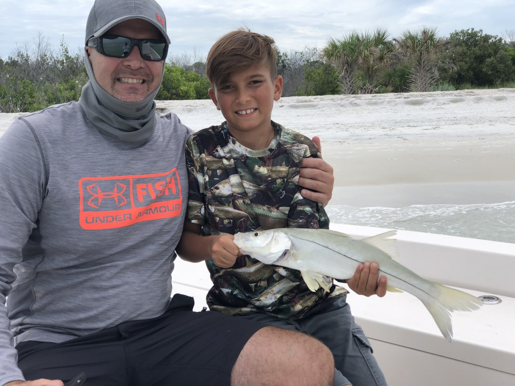 St.Pete Beach Kids Fishing Charter