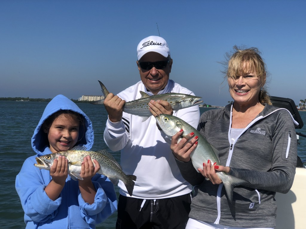 Family Fishing Charters St.Pete Beach