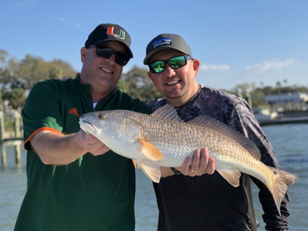 Rob's Redfish clearwater beach
