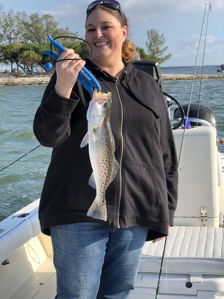 dunedin fishing guide and charters trip