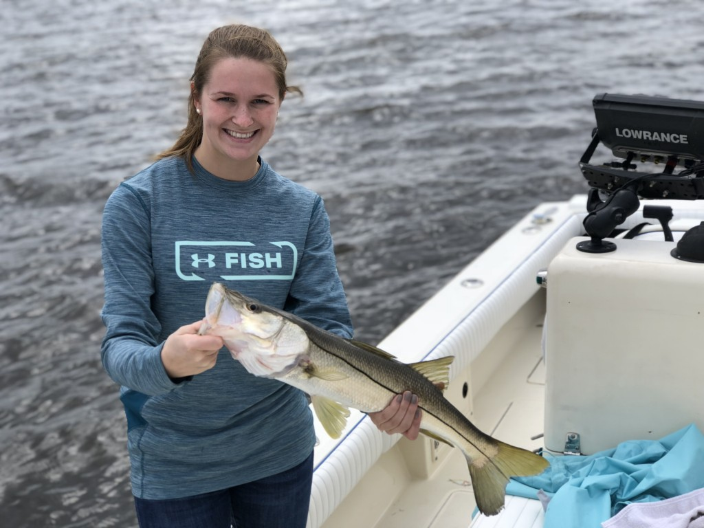 snook fish guide charter trips clearwater beach