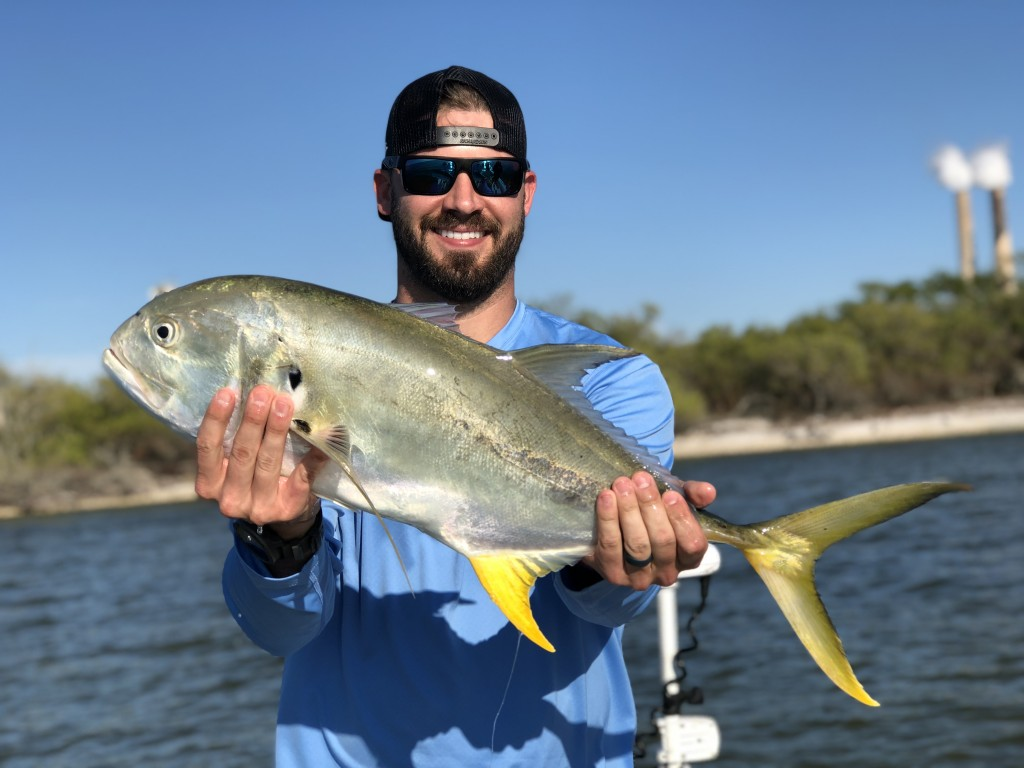 Adam's jack tampa bay fishing charters