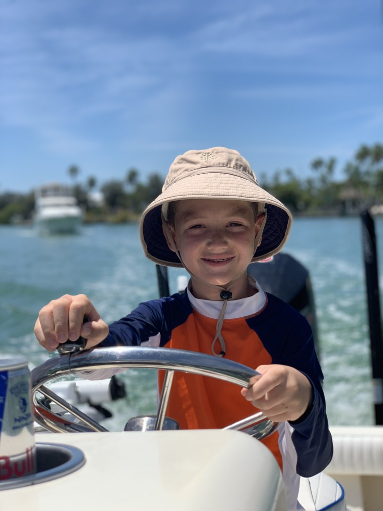kids fishing charter st.pete beach - Copy
