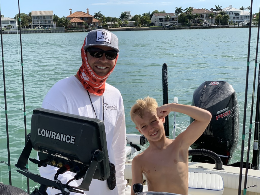kids fishing trips tampa - Copy
