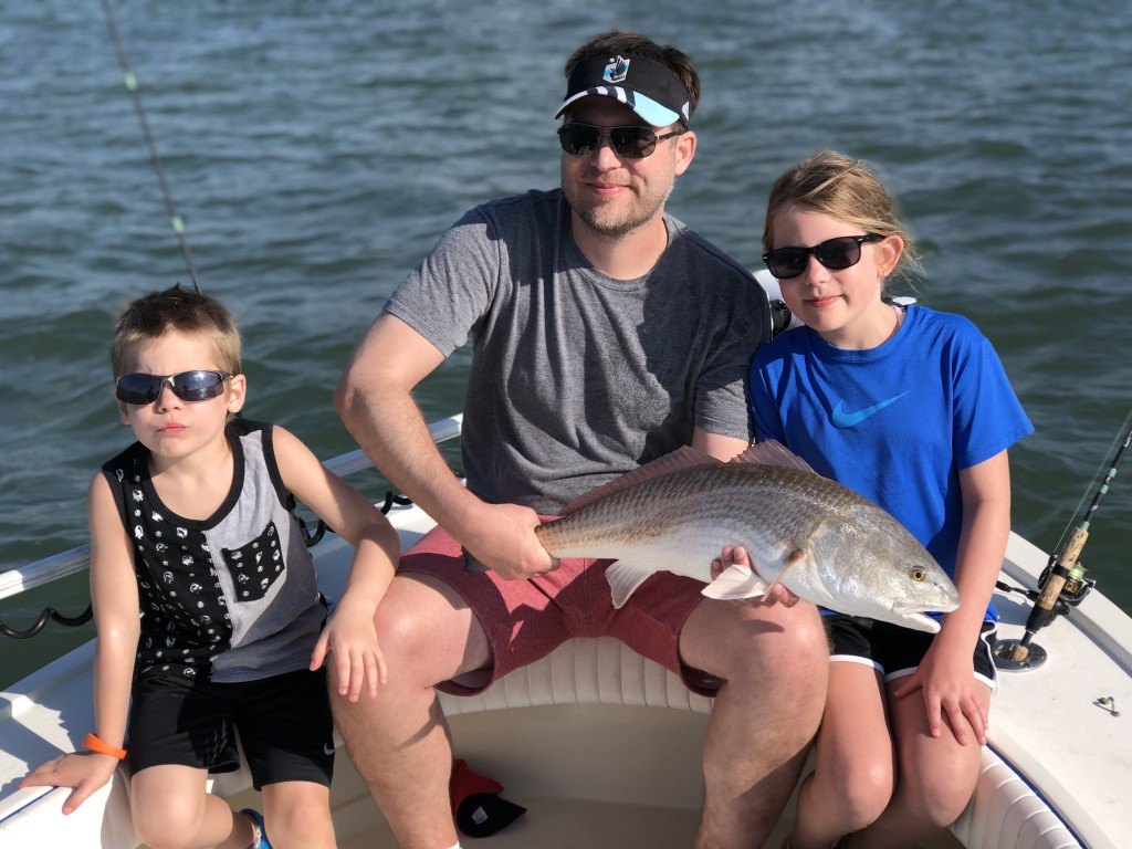 st.pete beach fishing charters