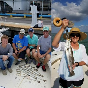 Clearwater beach fishing charter