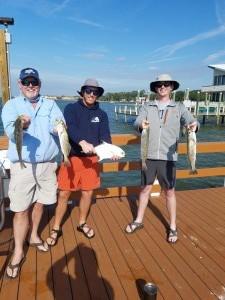 Fishing charter Bon Appeit Dunedin