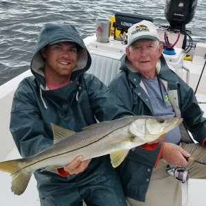 Snook fishing guide charters trips near clearwater st.pete clearwater airport