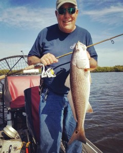Tampa Airboat fishing charter