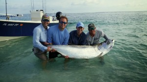 Anna Maria Tarpon fishing charter