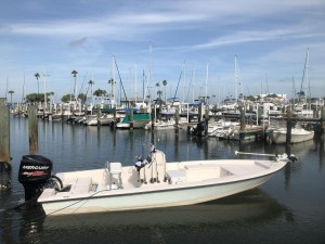 charter boat dunedin florida