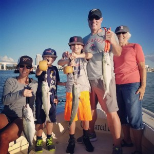 Tampa bay clearwater beach st pete beach fishing charter for Clearwater beach fishing